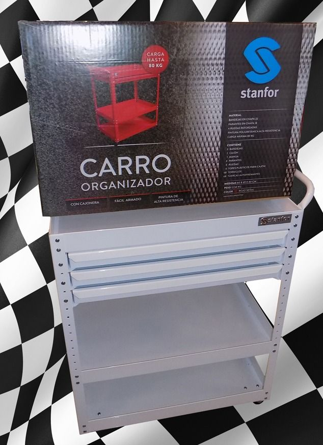 Pack Carro 8901 Stanfor